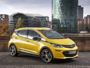 auto Opel Ampera-e elektromobil Chevrolet Bolt EV