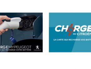 Služby ChargeMyPeugeot a ChargeMyCitroën jsou dostupné prostřednictvím aplikace ChargeNow, která dnes poskytuje přístup k 6360 nabíjecím stanicím ve Francii.