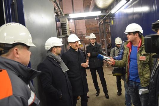 Ostravské firmy táhnou modernizaci energetického sektoru vČesku i Evropě. Příkladem je probíhající renovace Energocentra Vítkovice za 138 milionů korun.
