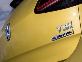 Hospodárný mikrohybridní pohon pro Golf: Nový zážehový motor s výkonem 130 k je úsporný jako TDI.