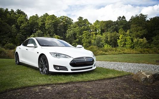 Elektromobily Tesla patří i v Česku mezi populární značku.