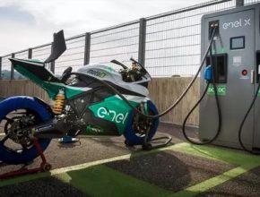 elektromotorky elektrické motorky Energica Ego MotoE MotoGP FIM