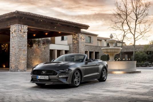 Od zahájení prodeje na exportních trzích v roce 2015 do prosince 2017 prodal Ford po celém světě již 418 000 Mustangů. Nejoblíbenější konfigurací je Mustang GT s motorem 5.0 V8.