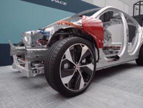 auto Jaguar I-PACE zblízka a do detailu - na novém videu Fully Charged