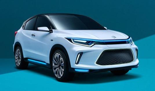 auto Honda Everus elektromobil crossover