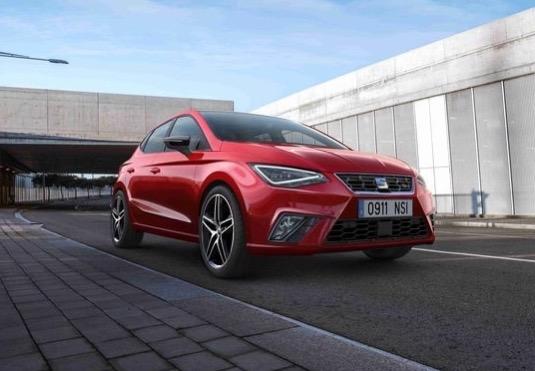 Nový Seat Ibiza TSI s motorem 1.0 a pohonem na stlačený zemní plyn nabízí výkon 90 koní.
