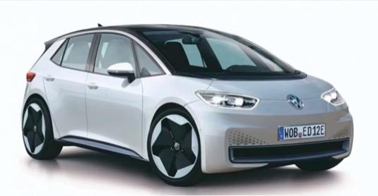 auto elektromobil Volkswagen řady I.D. Neo