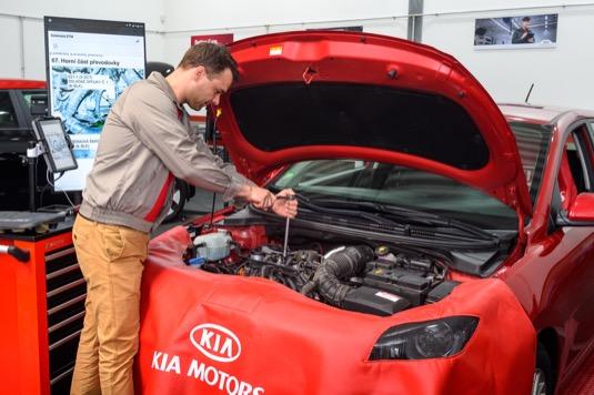 Kia přestavuje všechny své modely na emisní normu Euro 6d-Temp.