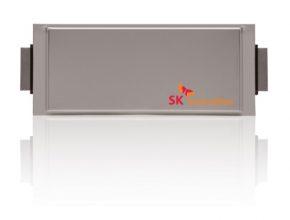 bateriový článek společnosti SK Innovation