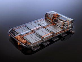 auto baterie elektromobilu Chevrolet Bolt EV o kapacitě 60 kWh