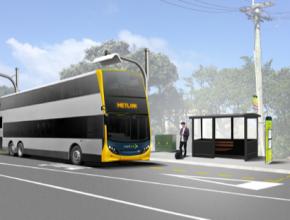 auto elektromobily elektrobus elektrický autobus doubledecker