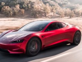 elektromobil Tesla Roadster nové generace