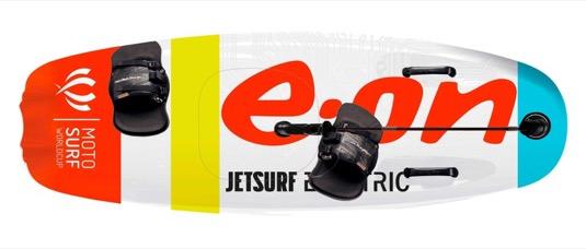 elektrický surg jetsurf