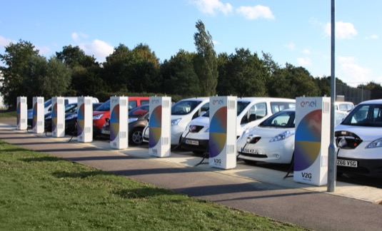 Práce společnosti Nissan v oblasti vývoje elektromobilů a technologií energetických služeb je součástí její vize Inteligentní mobility, jejímž cílem je změnit způsob řízení automobilů, jejich pohon a úlohu v životě společnosti.