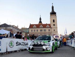 auto Rally Bohemia se jede 29.6. až 1.7. v Mladé Boleslavi.