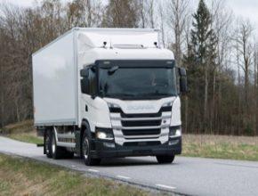 Společnost Scania uvádí 13-litrový šestiválcový motor pro ED95 s výkonem 410 koní určený také pro dálkovou přepravu