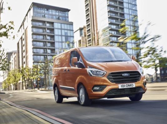 Ford je take díky modelu Transit Custom již čtvrtým rokem nejsilnějším hráčem na evropském trhu lehkých užitkových vozů.