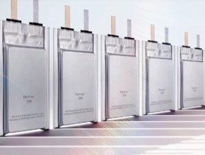 auto baterie lithium - kovová solidenergy systems