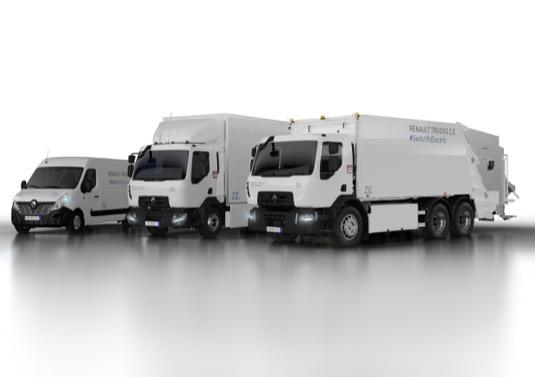 Renault Trucks představuje po desetiletém testování v reálných podmínkách provozu ve spolupráci s vybranými partnery, svoji druhou generaci 100% elektrických vozidel: Renault Master Z. E., Renault Trucks D Z.E. a Renault Trucks D Wide Z.E., kompletní modelovou řadu od 3,5 do 26 tun, ideální pro provoz v městském prostředí.