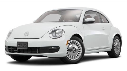 auto Volkswagen Beetle Brouk EV MEB ID