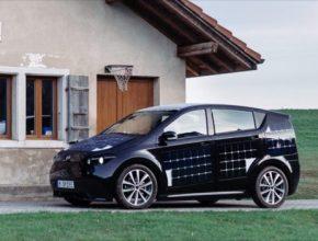 auto elektromobil SIon Sono Motors