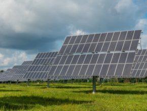 fotovoltaika solární elektrárna