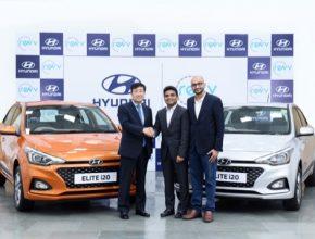 Hyundai Motor a Revv budou spolupracovat na základě produktů pro sdílení automobilů a nových platforem pro poskytování služeb voblasti mobility.