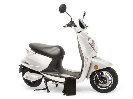 elektroskútr elektrický skútr eScooter Simple Mobility