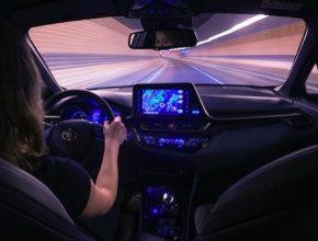 auto Toyota smartphone