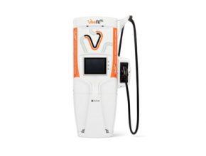 auto ultra-rychlonabíjecí stanice pro elektromobily Tritium Veefil-PK