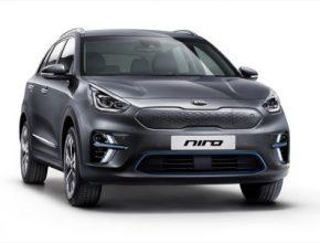 Nová Kia e-Niro díky vysokokapacitní lithium-polymerové baterii 64 kWh nabízí jízdní dosah až 485 km na jedno nabití. Homologovaná dojezdová vzdálenost ve městě je až 615 km.