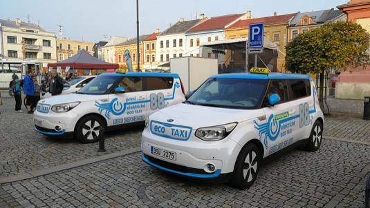 auto elektromobily Kia Soul EV