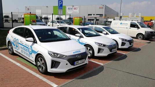 Elektromobily Hyundai Ioniq Electric