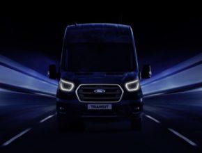 Ford představí na veletrhu užitkových automobilů novou generaci modelů Transit se zabudovanou konektivitou a elektrifikovaným pohonem