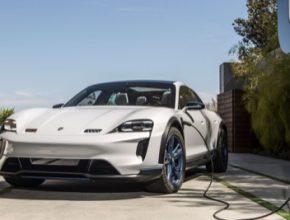 auto elektromobily Porsche Mission E Gran Turismo