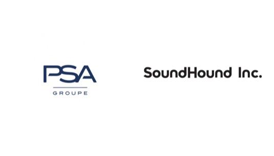 Skupina PSA podepsala smlouvu o strategickém partnerství s firmou SoundHound Inc, start-upem ze Silicon Valley, jež zaujímá vedoucí postavení v oblasti technologií umělé inteligence a rozpoznávání hlasu přirozeného jazyka a jehož technologiemi budou vybaveny příští generace vozů skupiny PSA.
