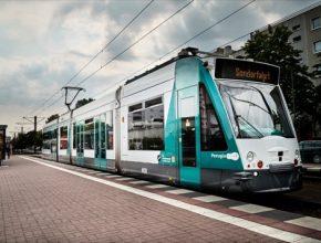 autonomní tramvaj Siemens Mobility