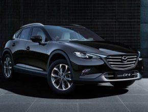 auto Mazda CX-4