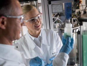 auto BASF výzkum vývoj bateriových materiálů