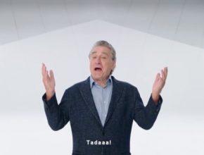 Kia rozjíždí celoevropskou reklamní kampaň na čistě elektrický crossover e-Niro – jejíž tváří je dvojnásobný držitel Oscara Robert De Niro.