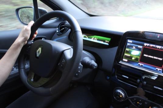Elektromobil Renault Zoe