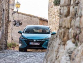 Test vměstském provozu: Hybrid ujel většinu cesty jen na elektřinu