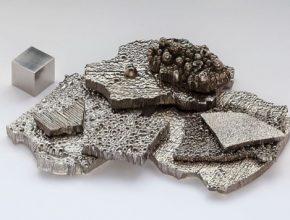Kobalt vzácný kov
