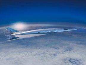 Boeing hypersonické letadlo