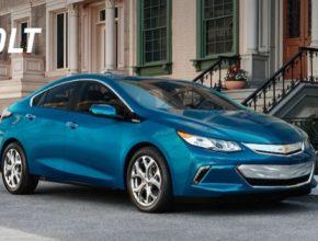 auto plug-in hybrid Chevrolet Votl