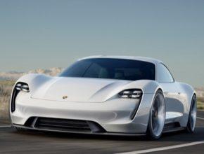 Porsche Taycan bude prvním elektromobilem značky Porsche. Na trh půjde už příští rok.