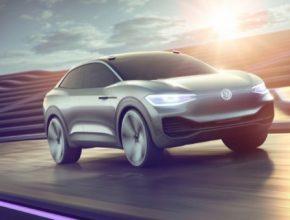 auto Volkswagen elektromobil robotické autonomní vozidlo