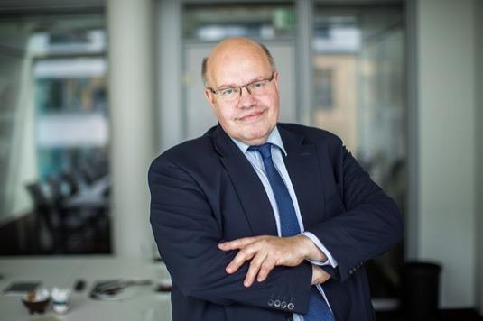 auto Peter Altmaier německo ministr financí