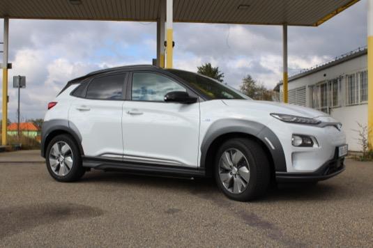 Hyundai Kona Electric elektromobil