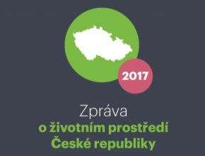auto Zpráva o životním prostředí České republiky 2017